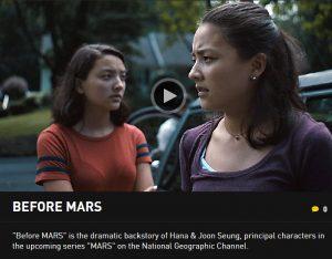before-mars
